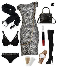 Todas las prendas, un solo estilo ;)  #outfif #look #fall #invierno #dress #winter