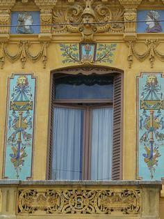 Maison Bouret (1887) – 65 rue de la ravinelle, Nancy (54) by Yvette Gauthier, via Flickr
