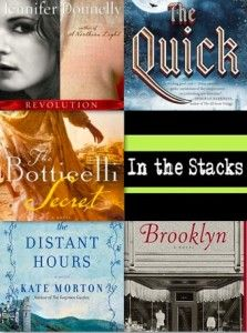 In the Stacks picks the Top 5 Historical Books Librarians Love