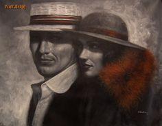 hamish blakely paintings | Hamish Blakely | British Figurative painter | Tutt'Art@ | Pittura ...
