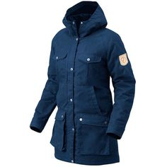 I need to move somewhere cold so I have an excuse to buy this. Dream coat. Greenland Parka (W) | Fjällräven
