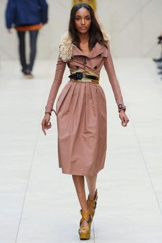 Burberry Prorsum Spring 2012 | Trendland: Fashion Blog & Trend Magazine