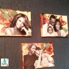 Whitney's Heart - 3 Piece Canvas Wall Art Set $30 I wanted to capture her at 3 different stages of her life and incorporate butterflies as a symbol of her. #whitneyhouston #whitneyhouston80s #whitneyhouston90s #bobbikristina #cissyhouston #iwillalwaysloveyou #foreverwhitney #ripnippy