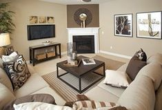 Super Apartment Living Room Decor With Fireplace Furniture Arrangement Ideas Living Room Furniture Layout, Living Room Designs, Living Room Decor, Bedroom Furniture, Fireplace Furniture Arrangement, Fireplace Ideas, Fireplace Design, Fireplace Mantel, Fireplace Stone