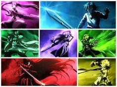 Akame ga kill: Nigth Raid by Vizardarrancar on DeviantArt Death Parade, My Little Monster, Chibi, Akame Ga Kill, Blue Exorcist, Noragami, Sword Art Online, Foto Bts, Images Gif