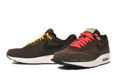 Nike Air Max 1: Velvet Brown