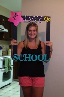 """New project borrowed from another teacher on Pinterest.... There's a """"1st"""" For Everything!"""