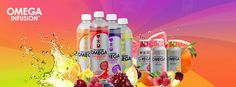 Omega Infusion is revolutionary, infused , enhanced water. Infused Water, Omega, About Me Blog, Giveaways