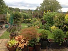 Jardim da Sthephanie, em Bath, UK