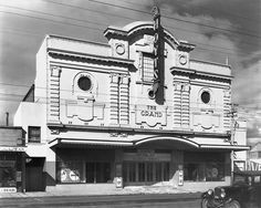 Flashback to 1947 when Moreland had a cinema . the Hoyts' Grand Cinema was located at 324 Sydney Road, Coburg. Home History, Local History, Family History, Melbourne Victoria, Victoria Australia, Australian Photography, Melbourne Australia, Vic Australia, Historical Images