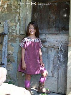 Modèle robe Spontanée
