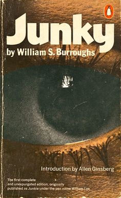 William Burroughs, my favorite from him.