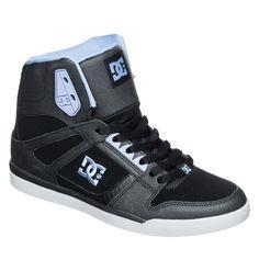 dcshoes Rebound Slim High ADJS100051 - DC Shoes Hip Hop Shoes, Rebounding, Top Shoes, High Tops, Slim, Sneakers, Fashion, Tennis, Moda