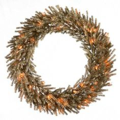 Artificial Christmas Wreath - 24'' by Gordon Companies, Inc. $69.00. Please refer to SKU# ATR25785444 when you inquire.. This product may be prohibited inbound shipment to your destination.. Shipping Weight: 3.00 lbs. Picture may wrongfully represent. Please read title and description thoroughly.. Brand Name: Gordon Companies, Inc Mfg#: 30748064. Artificial Christmas wreath/mocha/laser tinsel/PVC tips/580 tips/pre-lit/35 clear mini lights/use inside/30'' brown cord/...