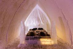 Kuusi jäätävää hotellia