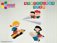 Enroll your kid in the Blossom LKG program!