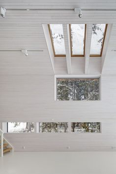 sky lights + windows...house riih-oopeaa #interior