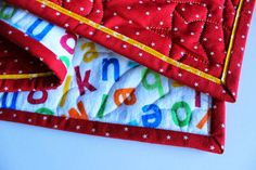 Quilt Fabrication: Piped Binding Tutorial