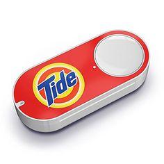 Tide Pods and Powder Dash Button Amazon http://www.amazon.com/dp/B00WJ12MQ8/ref=cm_sw_r_pi_dp_N.6nxb1GYDPVA