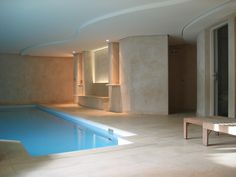 Wellness Design Planung Indoor Pool www.schwimmbadbau-nrw.de