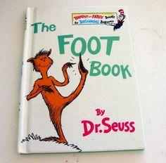 Vintage Childrens Book Dr Seuss Beginner Reader by CinfulOldies, $5.50
