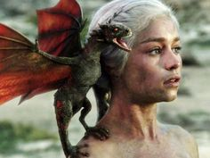 """Season 6 of """"Game of Thrones"""" won't hit HBO for a few more weeks, but the actress behind Daenerys Targaryen has kept busy looking for much more than just dragons."""