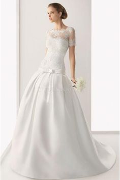 Criss Cross Vestidos de novia 2013