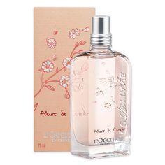 La Vie: Perfume das Flores: Flor de Cerejeira