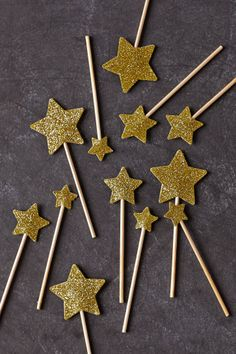 sweet star toppers