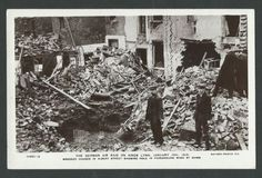 KING'S LYNN. Norfolk. German Air Raid. 1915.   eBay