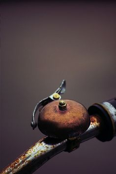 Rusty Bicycle Bell