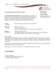 Professional vision statement examples hcsclub friedricerecipe Images
