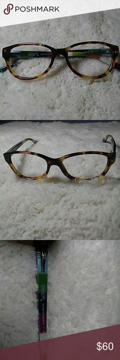 e4c2fa9dae3 ... Coach eye glasses frame for your Rx Authentic coach eyeglass frames  comes with a box for your custom prescription new no tags Coach Accessories  Glasses