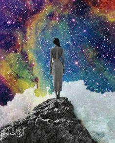 Universal Waves  #weedfrog#trippy#420 #visual #psychedelic #weed #weedstagram #space #lsd #cannabis #marijuana #trippin #peaceful #amazing #spiritual #tripping #goodvibes #instamood #instagood WEEDFROG.COM