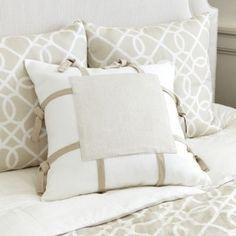 Suzanne Kasler Vineyard Overlay Pillow