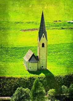 Österreich , St.Georg-Kirche bei Kals ,Austria / Tyrol #travel