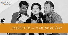 ¿Quieres conocercómo diferenciar Marketing y Comunicacióny así poder decidir qué es lo que necesita tu empresa en estos momentos? ¿Una estrategia de marketing o una estrategia de comunicación? ¿Quizá ambas?. Marketing y Comunicación son departamentos…