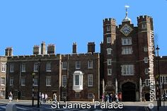 St. James's Palace was built between 1531 and 1536 and was home of kings and queens of England for over 300 years. The palace was built by Henry VIII  in Westminster.  William IV was the last Sovereign to use St. James's Palace as a residence. Since the accession of Queen Victoria in 1837, the Sovereign has lived at Buckingham Palace.