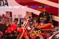 Kristian Kibby - Vital MX Pit Bits: Muddy Creek - Motocross Pictures - Vital MX