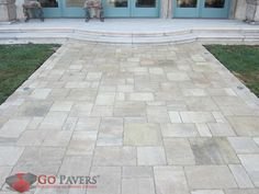 45 Inspiring Paving Stone Driveway Your Home Look Beautiful - Let's DIY Home Stone Around Pool, Belgard Pavers, Pool Pavers, Brick Pavers, Patio Images, Stone Driveway, Pool Remodel, Paving Stones, Concrete Patio