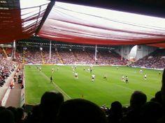Brammall Lane - Sheffield Utd