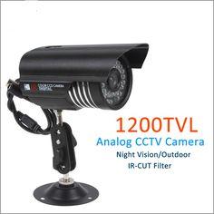 """$22.00 (Buy here: https://alitems.com/g/1e8d114494ebda23ff8b16525dc3e8/?i=5&ulp=https%3A%2F%2Fwww.aliexpress.com%2Fitem%2FSecurity-Camera-1-3-SONY-CMOS-1200TVL-36-LED-Color-IR-Night-Vision-Surveillance-CCTV-Camera%2F32308498099.html ) CCTV Security Camera With 1/3"""" SONY CMOS 1200TVL 36 LED IR Night Vision Surveillance Camera Home Outdoor Video Camera & 9500C for just $22.00"""