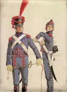 NAP- France: El Tren de Artilleria de la Guardia, by Michel Pétard.