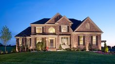 CURB APPEAL – another great example of beautiful design. Preserve at Hilltown.