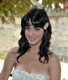 Katy Perry wearing TT anywhere clip