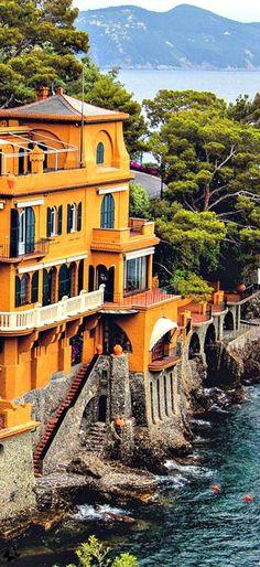 Portofino, Italy photo via scott