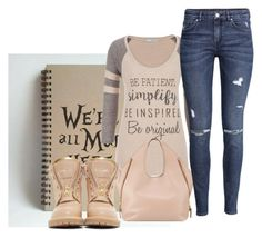 """""""Untitled #6190"""" by tailichuns ❤ liked on Polyvore featuring maurices, Tom Ford, Balmain and H&M"""