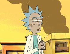 Rick and Morty dump