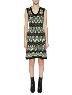 M MISSONI M Missoni Multicolor Dress. #mmissoni #cloth #dresses