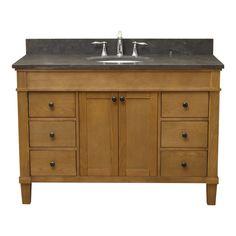 Maison 48in Vanity - Vanities - Bathroom